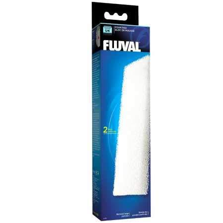 Fluval Hagen Underwater Filter Foam Pad: U4 Foam Pad