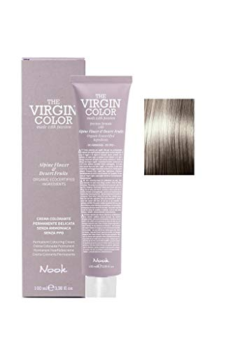 Nook Virgin Blond Extra Platin Asche 11.1