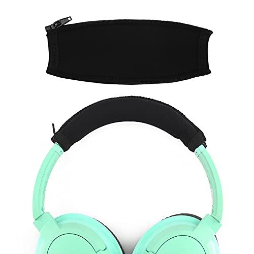Geekria Kopfbandabdeckung für Bose SoundTrue Around-Ear, On-Ear-Kopfhörer/Kopfbandschutz/Ersatz-Kopfbandpolster, Reparaturteile, einfache DIY-Installation, kein Werkzeug erforderlich