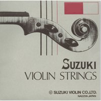 バイオリン弦 4G 1/2-1/4用 鈴木バイオリン