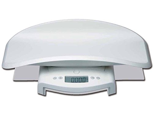 seca 354 - Digital Baby Scale with fine Graduation, Also usable as Flat Scale for Children