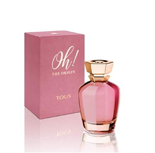 Mini perfume Tous Oh! The Origin miniatura original Eau de parfum 4,5 ml. Detalles de boda para invitados, regalos para Primera Comunión, recordatorios y recuerdos de bautizo exclusivos