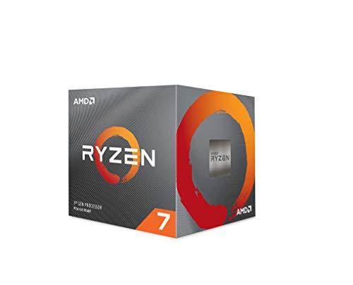 AMD Ryzen 7 3700X, Procesador con Disipador de Calor Wraith Prism (36 MB, 8 Núcleos, Velocidad de 4.4GHz, 65W) 3