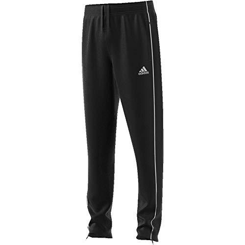 adidas Core18 TR Pnt Y Sport Trousers, Unisex niños, Black/
