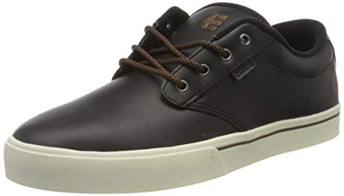 Etnies Jameson 2, Scarpe da Skateboard Uomo, Nero (349/Black/Brown/Green 349), 41 EU
