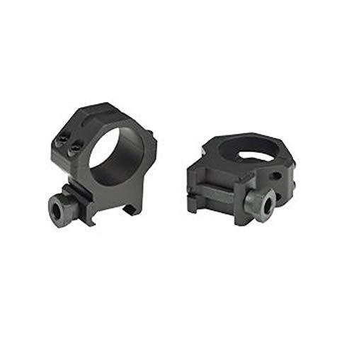 Weaver 4-Hole Medium 99516 Picatinny-Style Rings 30mm Dia Tube