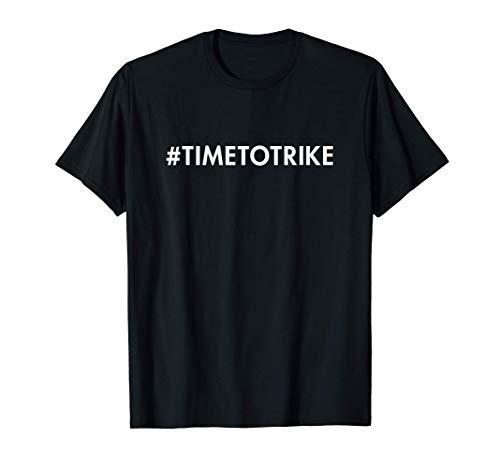 #Timetotrike Threewheeler Dreirad Motorrad Trike Motorrad T-Shirt