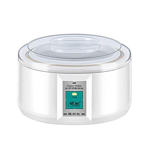 JYDQM Automática Fabricante de Yogur con la Herramienta multifunción tarros de Yogur Máquina de Natto Vino de arroz de la salmuera de Acero Inoxidable Liner