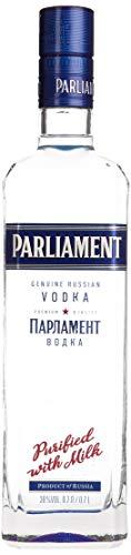 Parliament Vodka - 38% Vodka (1 x 0,7l) - Milchgereinigter Premium-Vodka aus Russlands Hauptstadt Moskau
