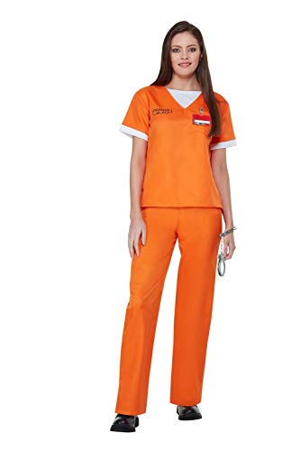 Disfraz de Presa de Orange is The New Black para Mujer