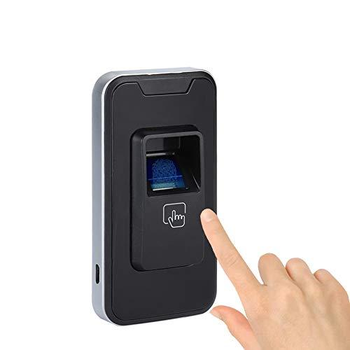 電子錠 VBESTLIFE 指紋ロック 開き戸用 高感度 開錠方法:指紋認証 シューズキャビネット オフィスキャビネットロック