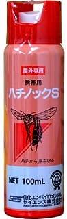 蜂駆除スプレー ハチノックS 100ml 野外活動用