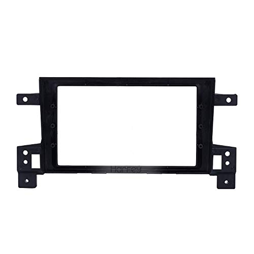 2Din radio estéreo Fascia 173 * 98mm marco del panel for 2005 2006-2014 Suzuki Grand Vitara kit de montaje del tablero de instrumentos Autoradio Marco Adaptador