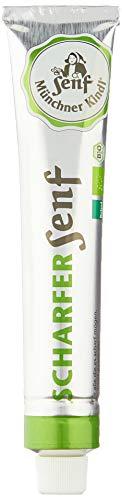 Münchner Kindl Scharfer Senf Tube, 8er Pack (8 x 100 ml)