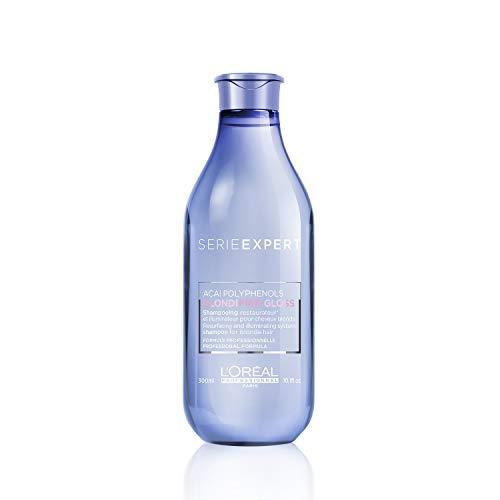 L'Oréal Professionnel Série Expert Blondifier Shampoing Illuminateur Cheveux Blonds