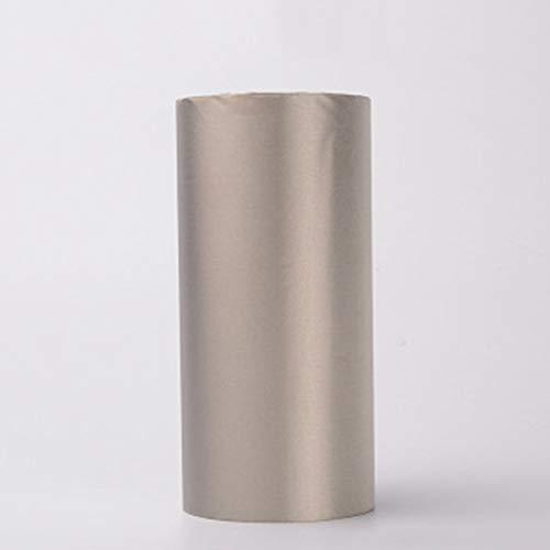 1080 mm / 1100 mm de ancho Revestimiento de cepillo antirrobo Rfid Protección contra la radiación Blindaje electromagnético Tela conductora Monedero Tarjeta Bolsa Compartimento para equipaje,11㎡