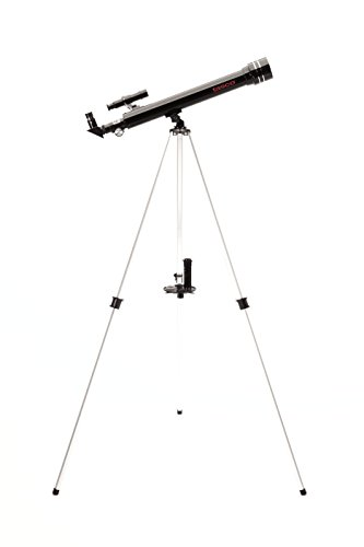 Tasco telescoop Novice Refractor 50x600mm zwart