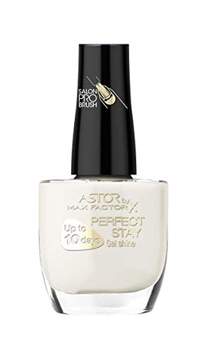 Max Factor Perfect Gel Shine; Laca de Uñas, Tono 001 - 12 ml
