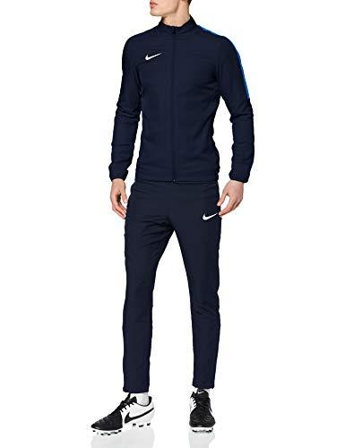 Nike Herren Dry Academy 18 Trainingsanzug, Blau (Navy/White/451), Gr. M
