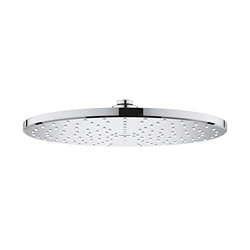 GROHE 26569000 Rainshower Mono 310 Shower Head, Starlight Chrome