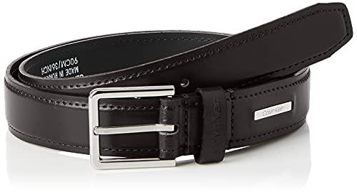 Calvin Klein K50k505291 Conjunto Bufanda, Gorro y Guantes, Negro (Black Bds), 85 para Hombre