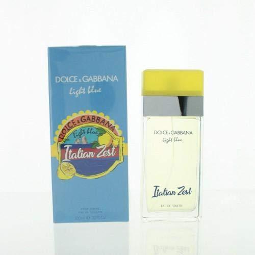 Dolce & Gabbana - Light Blue Italian Zest, Damen, Eau de Toilette, 100 ml