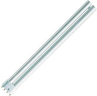 M/ü1215 2x Sylvania 0025464 Compatto Lampada fluorescente LYNX LE CF-LE 55W 830 Warmton Deluxe Caldo White Basso consumo energetico Lampada fluorescente compatta 535 mm 4800 Lumen 3000K 2G11 Presa EVG