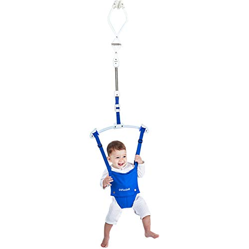 Why Should You Buy Zmmyr Baby Exerciser Indoor Exerciser Swinging Exerciser with Door Clamp Can Be A...