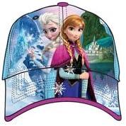 Disney Frozen Anna & Elsa Little Girls Baseball Hat