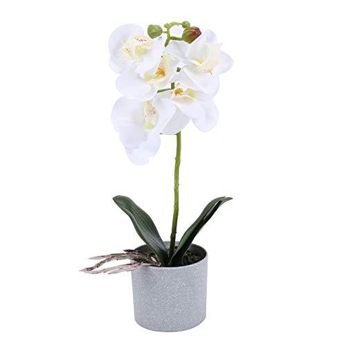 GTIDEA Künstliche Bonsai-Orchidee, 33...