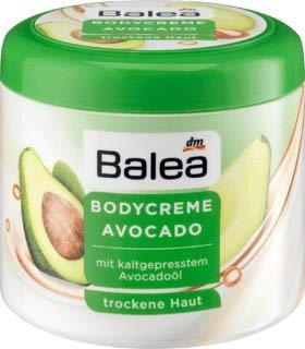 Balea Bodycreme Avocado / 500mL