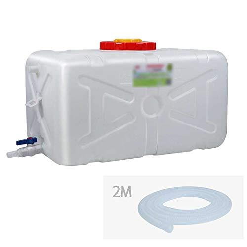 Bidón Plástico con Grifo Bidón Plástico con Grifo Contenedores de Agua Almacenamiento de Agua Cubo de Agua Portátil Tanque de Agua del Coche Beber de Emergencia Caravanas Al Aire Libre Camping Senderi