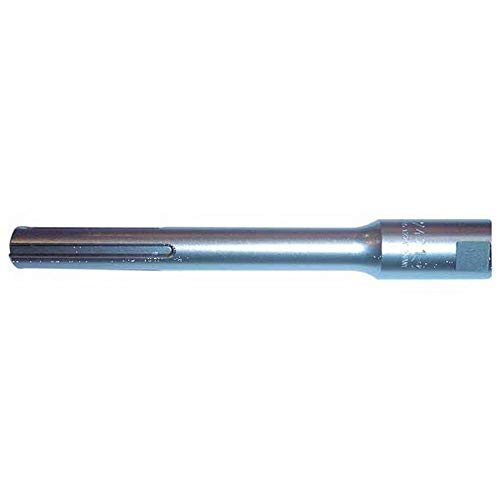 Makita P-03894 P-03894-Adaptador insercion estriado Bosch 175 mm Para Broca de Campana Modular, Noir, 60 x 450 mm