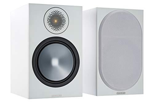 Monitor Audio Bronze 100 6G - Altavoces compactos de estantería, 2 vías,...