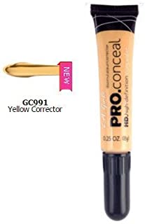 2 Pack L.A. Girl Pro Conceal 991 Yellow Corrector
