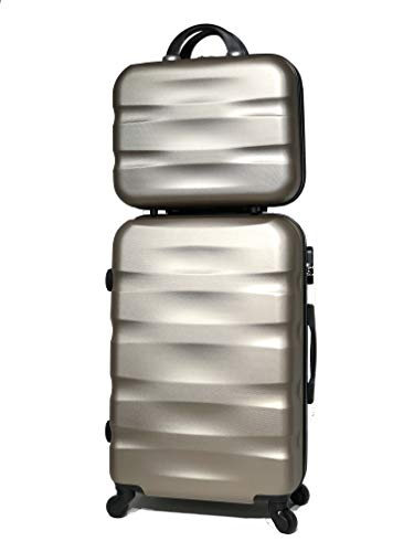 Maleta de cabina/mediana/grande con o sin Vanity, marca francesa