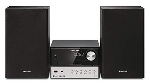Grundig CMS 2000 BT HiFi System Schwarz