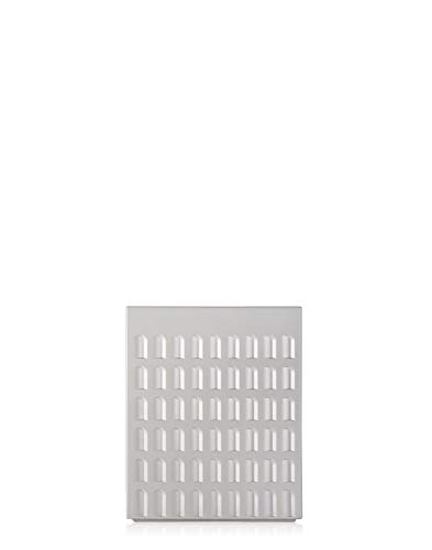 Kartell kruk Eur, thermoplastisch technopolymeer, 36 cm x 36 cm 45 cm