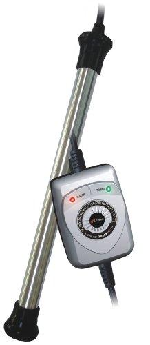 Finnex Hang-On Electronic Controller Aquarium Heater, Titanium Tube