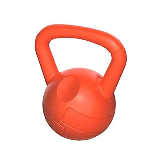 XHCP Kettlebells Out Fitness KettlebellsOrange, Squat Krafttraining Gewicht Langhantel, Krafttrainingsgeräte für das Heim-Fitnessstudio, 6,8 kg