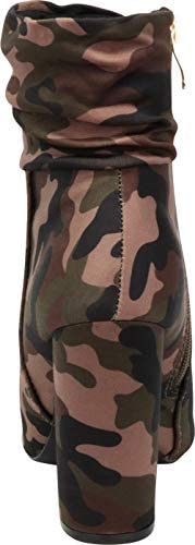 Camouflage shoes heels _image2