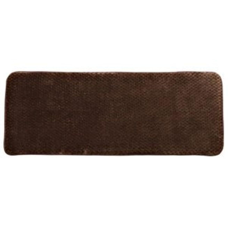 はねかける水素タービンアイリスオーヤマ ラ?クッション フリーマット (45×120cm)ブラウンIRIS キッチンマット 玄関マット MCMK-4512(BR)