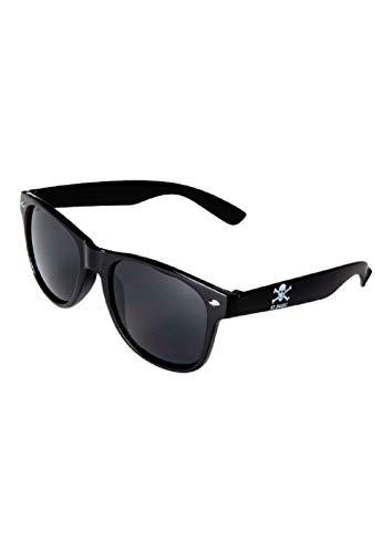 FC St. Pauli Totenkopf Wanderer Sonnenbrille