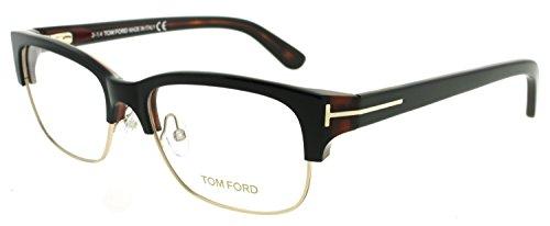Tom Ford Eyeglasses TF 5307 005 Shiny Black-Havana FT5307