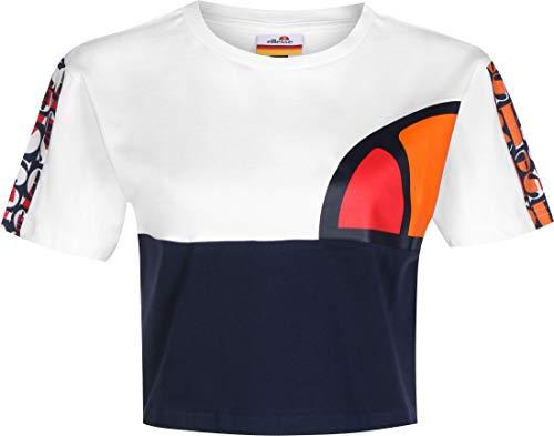 Ellesse Anat Crop Camiseta White