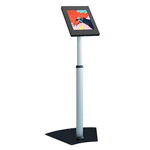 KIMEX 091-5142K Soporte de Suelo antirrobo para Tablet iPad 9.7' 10.2' iPad Pro 10.5 Samsung Tab A 10.1' 2019