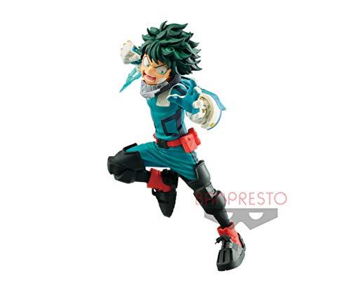 Bandai Spirits. BOKU NO Hero Academia The Movie Heroes: Rising Figure Midoriya Izuku Vs Villain Estatua
