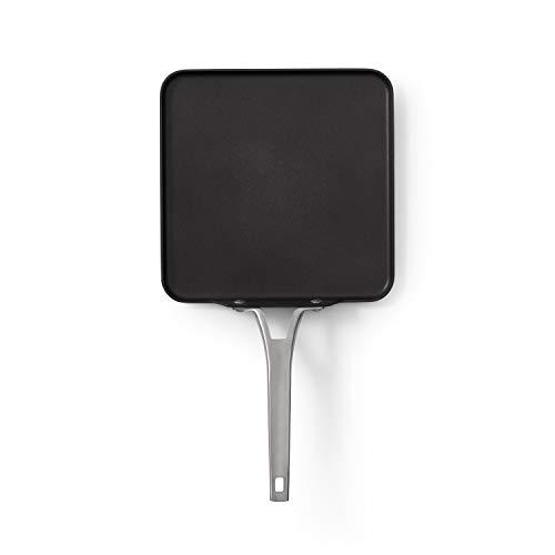 Calphalon Premier Hard-Anodized Nonstick Cookware, 11-Inch Square Griddle