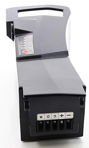 WSB Battery Original BMZ Ersatz Akku 36V 11Ah (396Wh) für Elektro Fahrräder/E Bike/Pedelec für KALKHOFF u.a. Agattu XXL C8 Impulse