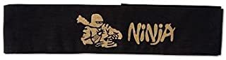 Ninja Headband - Black - 10 Pack